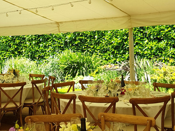Wedding Marquee Seating